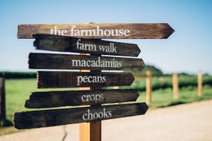 The Farm Sign